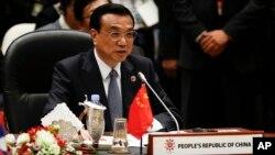 PM China Li Keqiang di Brunei Darussalam berjanji akan terus meningkatkan investasi China di kawasan ASEAN, hari Rabu (9/10).