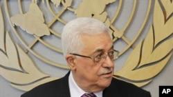 تعهد محمود عباس به تلاش برای دریافت عضویت در ملل متحد