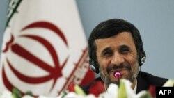 Президент Ірану Махмуд Ахмадінеджад