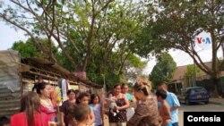 En imágenes: Colombianos ayudan a los más necesitados durante la cuarentena