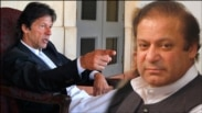 Pakistan Politics Nawaz and Imran
