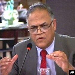 سابق وفاقی وزیر جاوید جبار