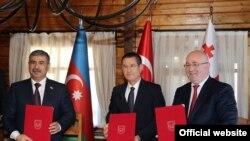 Azərbaycan, Türkiyə və Gürcüstan arasında müdafiə sahəsində Anlaşma Memorandumu imzalanıb