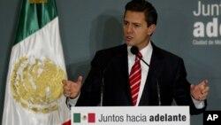 El presidente electo de México, Enrique Peña Nieto, del Partido Revolucionario Institucional (PRI), realizará una extensa gira por Latinoamérica.