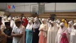 Idul Fitri Warga Indonesia di Washington