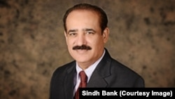 صدر سندھ بینک، طارق احسان