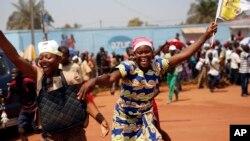 Warga Bangui, Republik Afrika Tengah (Foto: ilustrasi)