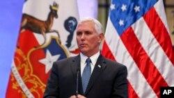 El vicepresidente de EE.UU., Mike Pence dijo estar satisfecho por el compromiso visto en los países de Latinoamérica que defienden la democracia.