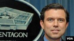 Juru Bicara Pentagon Geoff Morrell