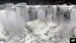 Parece que habrá que acostumbrarse a episodios de vórtice polar, según un estudio.