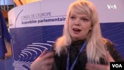 Avropa Şurası Parlament Assambleyasının (AŞPA) Azərbaycanda siyasi məhbuslar üzrə məruzəçisi Sunna Evarsdottir