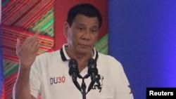 菲律賓總統杜特爾特