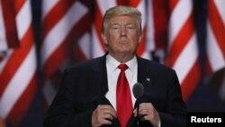 Ứng cử viên Tổng thống bên Đảng Cộng hòa Donald Trump cho biết ông cũng giống như nhiều người Mỹ khác: muốn giảm cân.