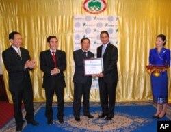 ລັດວິສະຫະກິດການບິນລາວ (Lao Airlines) ໄດ້ຮັບລາງວັນການບໍລິການດີເດັ່ນຈາກສະຖາບັນ ການບິນພົນລະເຮືອນນາໆຊາດນັບຈາກປີ 2006- 2010