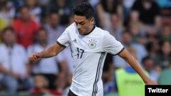 ندیم امیری، بازیکن افغان تبار تیم ملی ۲۱ سال آلمان