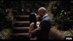 '러브 스토리 TV' 사이트에 올라온 영화 같은 결혼식 비디오. 사진제공:The Brothers Martens
