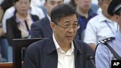 2013年8月25日薄熙來在山東濟南中級人民法院庭審中陳述