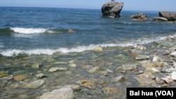 貝加爾湖 (美國之音 白樺攝)