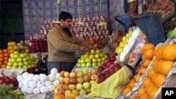بلوچستان میں خشک میوہ جات اور پھلوں کی پیداوار میں ساٹھ فیصد تک کمی