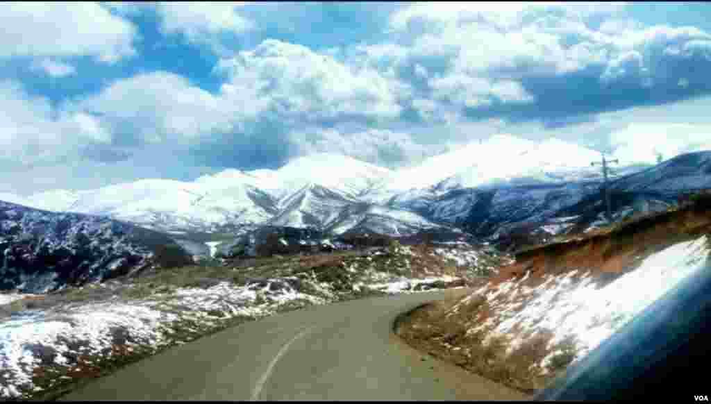 طبیعت شهر زنوز آذربایجان شرقی عکس: حجت عمرانی (ارسالی شما)