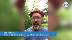 Ted Henken declara a la VOA sobre Luis Manuel Otero Alcántara