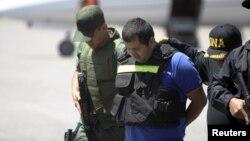 Daniel 'El Loco' Barrera fue capturado en San Cristobal, en Venezuela.