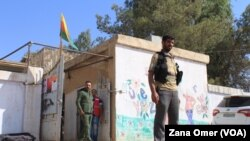 Syrian Kurds Voting Today