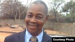 The late Dr. Sikhanyiso Ndlovu.