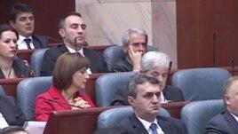 Situata politike në Maqedoni