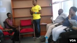 Umhlangano wokuhlazia imithetho elawula ukusebenza kwabaphila ngokuthengisa koBulawayo