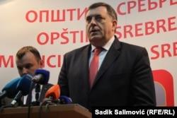 Milorad Dodik, predsjednik RS
