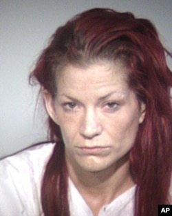 Holly Davis is seen in an undated photo provided by the Tempe Police Department.
