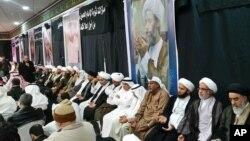 Saudiya Arabistonida marhum shayx Nimr al-Nimrning tarafdorlari motamda.