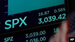 Optimismo en la Bolsa de Valores de Nueva York.