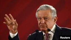 Tổng thống Mexico, Andres Manuel Lopez Obrador.