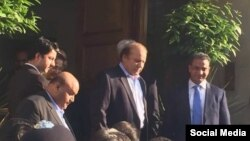 Nawaz Sharif going from London hospital after surgery