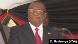 Vice President Constantino Chiwenga.