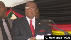 Mutevedzeri wemutungamiri wenyika VaConstantino Chiwenga