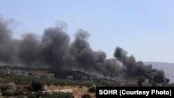 Ataque contra Idlib
