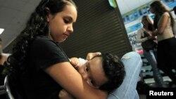 Bayi yang disusui kurang dari tiga bulan lebih berisiko mengidap penyakit di kemudian hari (foto: ilustrasi).