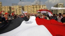 اختلاف واشنگتن با قاهره بر سر درخواست های معترضان مصری