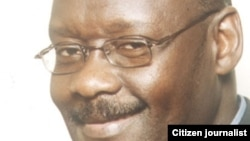Dr David Parirenyatwa