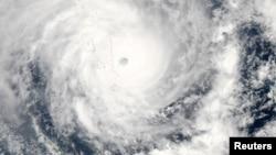 """热带气旋""""帕姆"""""""
