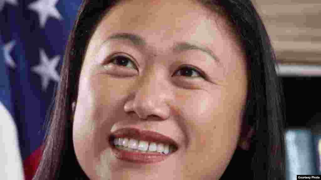 Giám sát viên Janet Nguyễn, ứng viên vào Thượng viện tiểu bang California