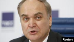 Российский посол в США Анатолий Антонов