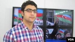 NİDA gənclər hərəkatının fəalı, bloger Zaur Qurbanlı