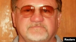James Hodgkinson of Belleville, Illinois, is seen in this undated photo posted on his social media account.