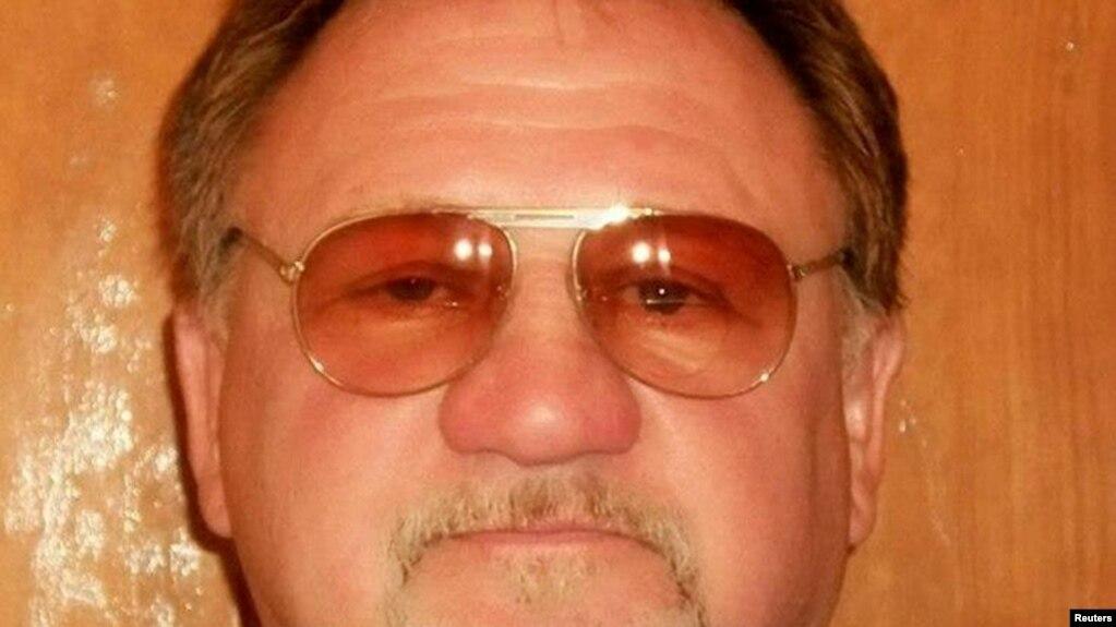 Hình hung thủ James Hodgkinson đăng trên tài khoản Facebook cá nhân.