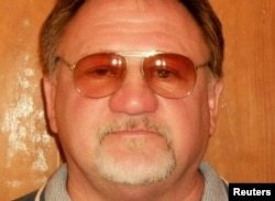 James Hodgkinson of Belleville, Illinois is seen in this undated photo posted on his social media account.