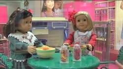 美国专讯:(1)美国女孩娃娃专卖店(2)T恤衫企业家